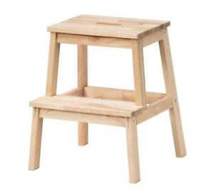 BEKVAM IKEA Wooden Step stool