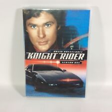 Knight Rider TV Show Season One 1982 6 Discs 22 Episodes DVD