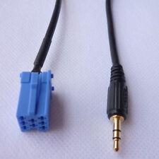 3.5mm AUX Audio Input Cable For VW Passat B5 Bora POLO Becker Blaupunkt