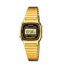 CASIO VINTAGE LA670WGA-1D GOLD PLATED WATCH FOR WOMEN - COD + FREE SHIPPING