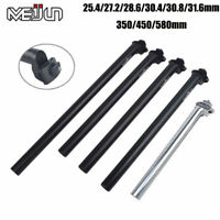 MEIJUN Aluminium Alloy MTB Road Bike Seatpost 25.4/27.2/28.6/30.4/30.8/31.6mm