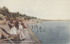 DOVERCOURT(Essex) : Lower Parade and Bandstand ,Dovercourt Bay