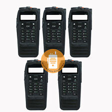 5pack Replacement Housing Case With Speaker And Label For Motorola Xpr6550 Radio