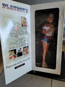 "NEW Playboy Playmate Of The Year 2002 Dalene Kurtis 16"" Figure/Doll Series III"