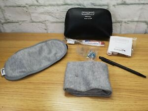 British Airways BA Business Class Amenity Kit From The White Company - NEW