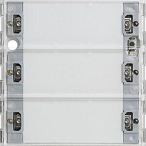 Gira KNX Tastsensor 3 Komfort 513300 (1er)