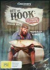 Off The Hook - Extreme Catches : Season 1 Brand New & Sealed!!!