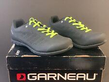 New Men's Size 9.5 - Louis Garneau - Nickel - Cycling Shoes - Black