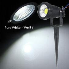 Gartenstrahler mit Erdspieß Strahler Außenstrahler Spießstrahler IP65 LED Licht