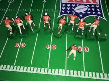 Replacement Parts 4 Vintage NFL Tudor Electric Football Game Super Bowl~Players