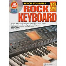 More details for electric digital keyboard piano electronic learn how to play rock tutor book g2