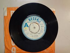 "ZOMBIES: She's Coming Home-I Must Move-U.K. 7"" 65 Decca F. 12125 Demo Test Press"