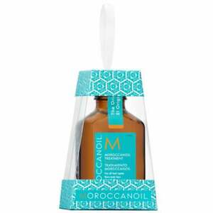 Moroccanoil Original Hair Oil Treatment 25ml for damaged frizzy hair UK