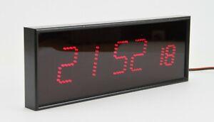 Gorgy Timing LEDI 6s, Digital Studio Clock