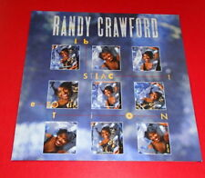 Randy Crawford -- Abstract emotions  -- LP / Soul