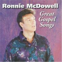 Ronnie McDowell - Great Gospel Songs [New CD]