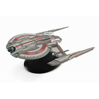 Eaglemoss Star Trek Discovery USS Shenzhou NCC-1227 Replica Set NEW IN STOCK