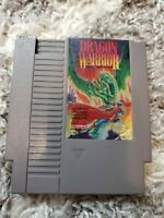 Dragon Warrior Nintendo Entertainment System NES Authentic Tested Save