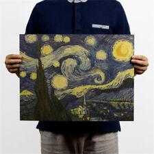 Impressionismus Malerei Himmel Poster ornament Wandsticker Papier Handwerk