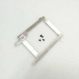 NEW Dell Latitude E7440 HDD Caddy Bracket EC0VN000500 00WPRM with screws