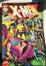 Marvel Top 6 de mai 1998 -