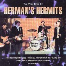 HERMAN'S HERMITS / THE VERY BEST OF * NEW CD * NEU *