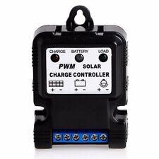 12V/6V 10A PWM Carica Controller-Solar-Vento-Compatto - Easy Install