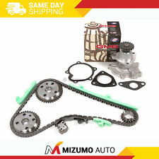 Timing Chain Kit Water Pump Fit Pontiac Chevrolet Oldsmobile 2.4L VIN T