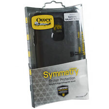 Cover Samsung Galaxy Note 4 Otterbox Symmetry Nera