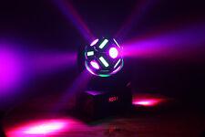 Blizzard Lighting Snake Eyes MINI 6x10 watt RGBW LEDs 9 degree beams MAKE OFFER!