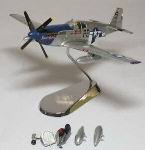 """Gemini Aces GAUSABBB 1/72 P-51B MUSTANG,Francis Horne,"""" Snoots Cecchino """",1944"""