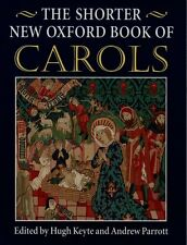 The Shorter New Oxford Book of Carols, Paperback, Mixed Voices - 9780193533240