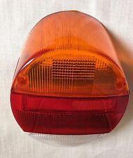 VW BUG Left or Right Rear Tail Light LENS Orange Red White VOLKSWAGEN BEETLE