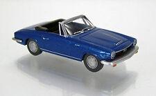 Wiking 018649 Glas 1700 GT Cabrio - blaumet.
