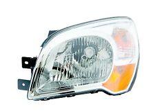 Headlight Assembly Left/Driver Side Fits 2009-2010  Kia Sportage NEW