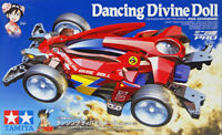Tamiya 18651 Mini 4WD Tamiya Dancing Divine Doll MA Chassis 1/32 Scale