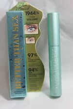 Too Faced Better Than Sex Waterproof Mascara ‑ Black ‑ 0.27 Full Size New