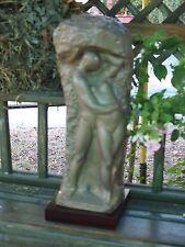 Limited Edition 750 Pieces: Lladro 1988 Passion Figurine w/ Original Base