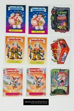 2017 Garbage Pail Kids Wacky Packages Philly Non Sports Show Set RARE PR /300