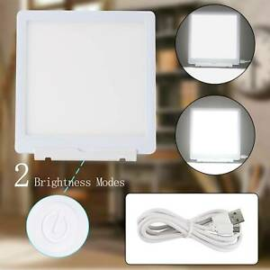 SAD LED Light Therapy Lamp 2 Modes Seasonal Affective Disorder Phototherapy