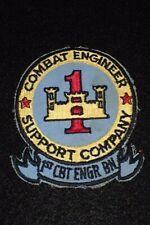 Vietnam War USMC Marine Corps 1st Combat Engineer Battalion Theater Made Patch