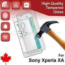 Sony Xperia XA Premium Tempered Glass Screen Protector from Canada