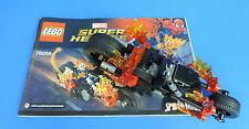 LEGO® Super Heroes  76058  /  Ghost Rider Bike