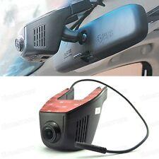 Windshield Concealed Driving Recorder Camera Car DVR HD1080P Dash Cam G-Sensor