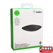 Belkin Boost Up Qi Wireless Charging Pad iPhone XS Max X 8 Plus Galaxy S9+ S10