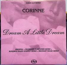 "Corinne - Scion A/V Remix Dream A Little Dream 12"" Mint- 2010 Promo Sa/V 26"