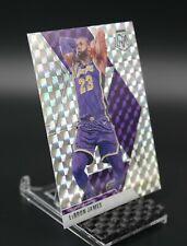 2019-20 Mosaic LeBron James Prizm Refractor Panini Los Angeles Lakers