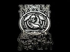 NAPALM DEATH  PIN BADGE