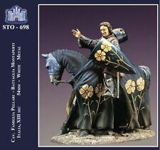 q LA FORTEZZA 54mm - Cavaliere Famiglia PELLARI (Montaperti, 1260) - STO-698