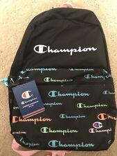 New listing Champion Youthquake Backpack Black/Multi Nwt